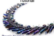 bead ear ring ideas