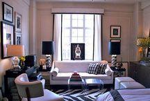 apartment ideas / by Hannah Hupp