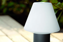 Outdoor lighting / Outdoor interiorism, ideas and lamps. Interiorismo de exterior, ideas y lámparas.