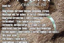 Essential Oils / Wellness with Essential Oils