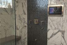 Bathroom Shower Waterfall