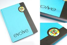 Evolve Note Books