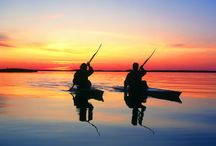 Scenic places to kayak