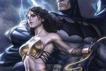 DC Universum or Marvel