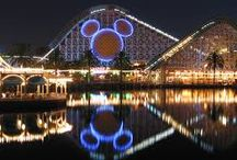 Anaheim and San Diego Trip / Things to see and do whilst we visit Anaheim and San Diego.