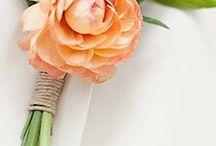 Revers/bryst blomst