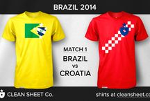 World Cup 2014: Group Stage / World Cup 2014's first round, the group stage, includes 48 matches spread over 8 groups of play and 12 Brazilian cities. Find each matchup here!