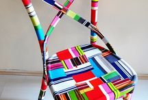 Paint chairs