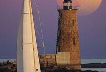 Sailing & sailing boats