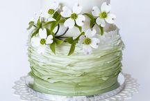 Birthday & Wedding Cake