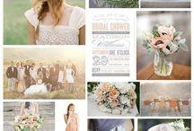 Weddings // Simple and Neutral / Weddings