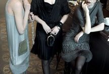 1920s Trend / The latest trend this Spring / Summer - Great Gatsby Style! Inspired by the movie coming out this year, take inspiration from the 1920s to get your flapper style, all the tights and hold-ups to get the look perfect, right here! / by Tights Please