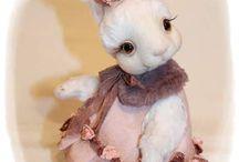 Кролы, зайцы