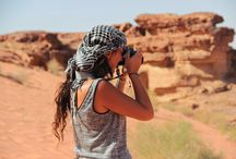 La mia prima notte nel deserto. Wadi Rum, #Giordania