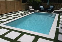 Cox Pools Residential Pools / Beautiful Residential Pools