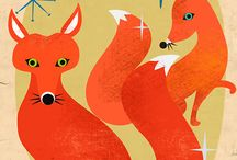 Slightly Foxed / by Lizzy Freundel