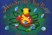 The world of David Kirk, artist extraordinaire / The book, Miss Spider's Tea Party, is David Kirk's most famous work, but...the eye-popping oils & child (& adult) friendly prose only hints at the man's talent. / by George McClane