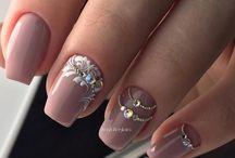 unghie chic naturali