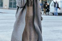 Grijze kledij