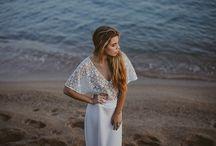 TERRA I MAR / Colección de vestidos de Novia Immaclé Barcelona 2016