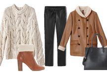 Olá, frio! ❄❅ / Outfits para dias de bater o dente... ️