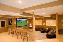 House basement