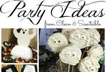 October Pumpkin Halloween Crafts, Recipes & Printable Activities