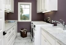 Laundry and bathroom ideas