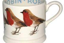 Mugs, cups and china