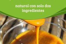Antibiotico natural con curcuma y miel
