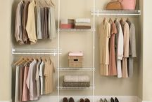 Closets / by Stephani Halderman