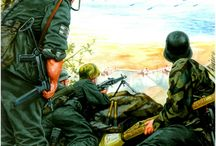 WW2 GERMAN - PANZERGRENADIER/WAFFEN SS
