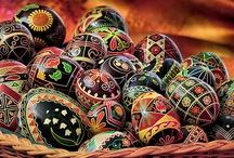 Artful Eggs & Chickens / Art ... Eggs and Chickens / by Debi Mae