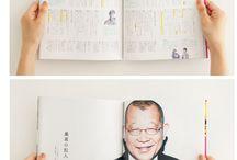 Editorial design 編集デザイン