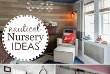 Nautical Nursery for JorJ / by Jenna Hunter