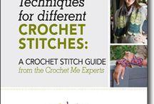 Crochet - E books