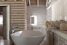 le vasche da bagno / La vasca da bagno grande momento di relax