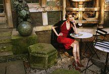 WO ekstra mag / photo Maria Eriksson stylist Patrycja Matysiak model Patrycja Hofman/Rebel Models make up Aya Fujita  hair Tomoko Sato