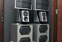 Conventional speakers BIG