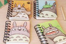 Cuadernos anime