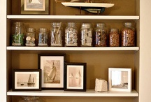 i ❤ jars! / i'm not convinced that you can ever have too many of these things. i love all shapes and sizes.