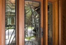 Exterior Doors That Wow! / Make an elegant first impression that lasts with exterior door options from Dakota Millwork.