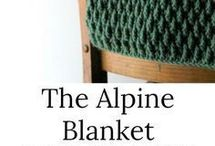 Blankets / Knit and Crochet Designs