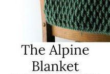 Afghans, Blankets