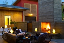 "Outdoor ""Room""  / Outdoor Living, Backyard Theaters, Living Room, Outside, Yard Crashers, Yardscapes, Hardscapes"
