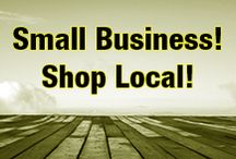 Shop Local! / Find a Local Business Near You!