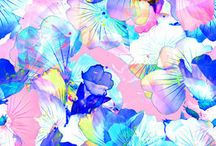 Textile Design by Caroline Sarrette