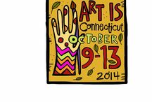 Art Is...Stamford / The Art Is...You Stamford Retreat - the happenings, creations and magic.