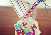 Birthday party ideas / by Megan