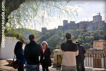 Paseo por el Centro Histórico y el Albaicín / Un viaje del Islam al Cristianismo en el que mostramos la apasionante transformación de Granada, ciudad mítica y espectacular…